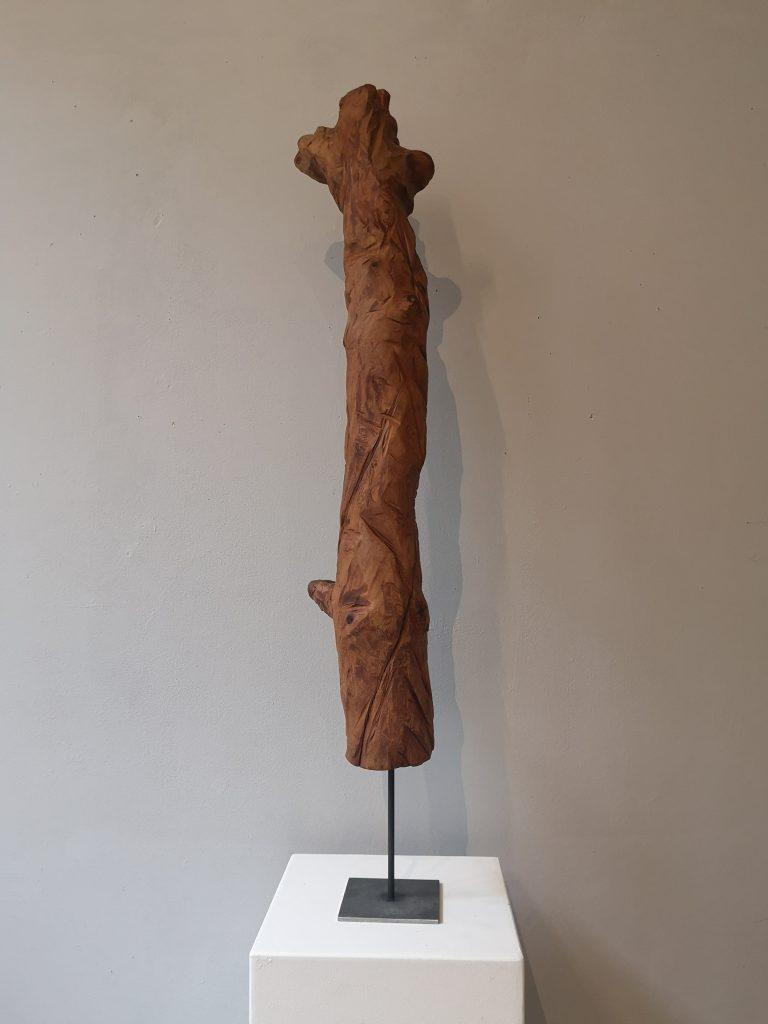 Holzskulptur Horcher